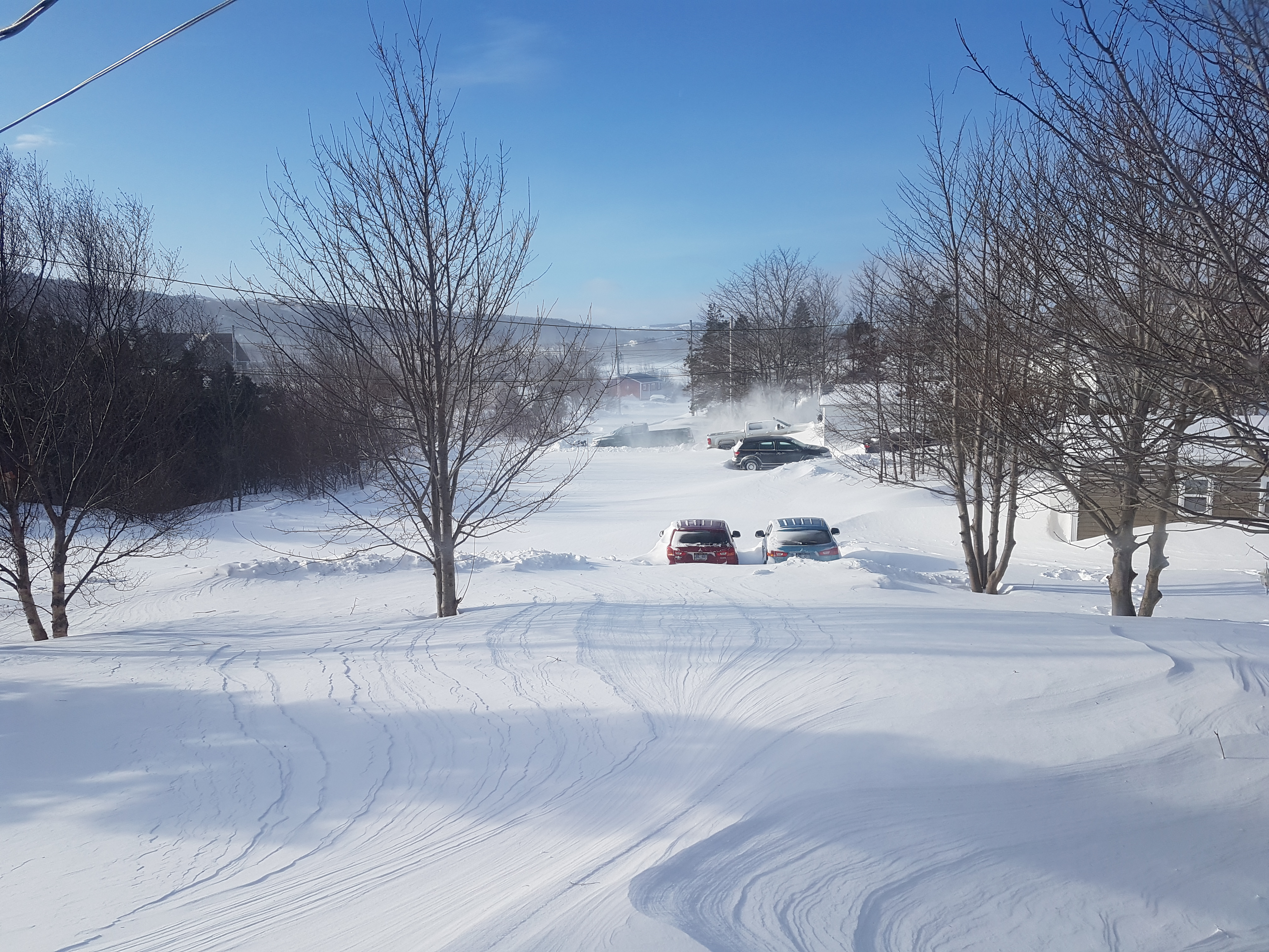 Jan 18, 2020 snow